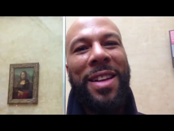 COMMON at the Louvre
