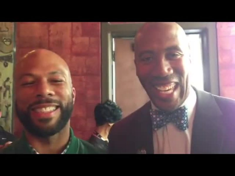 COMMON & Bruce Bowen