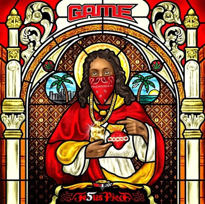New Music! Game ft. Common & Kanye West - 