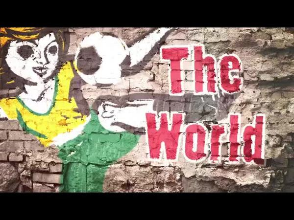 WATCH THE LYRIC VIDEO - THE WORLD IS OURS