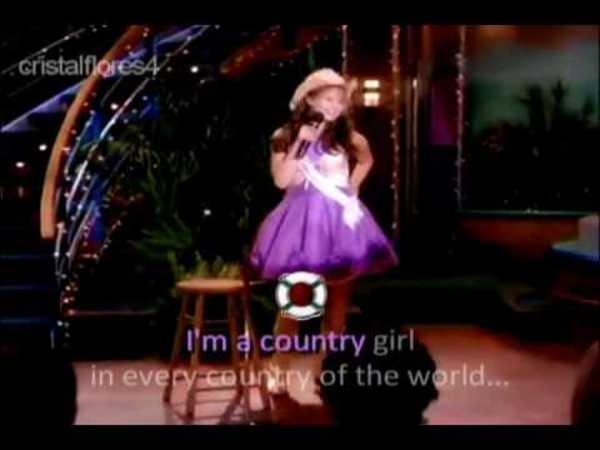 SUITE LIFE ON DECK - COUNTRY GIRL