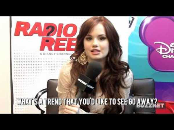 Debby Ryan - On Fashion