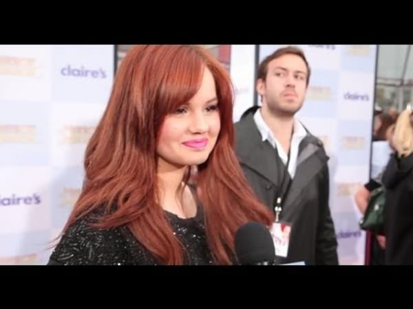 Debby Ryan Talks Fashion &