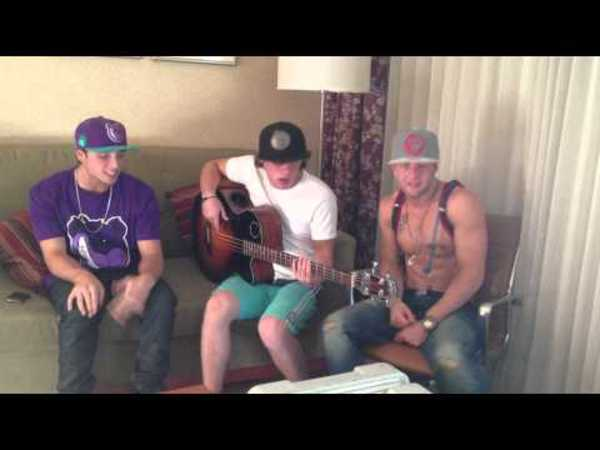 Emblem3 - Take Back The Night (Justin Timberlake Cover)