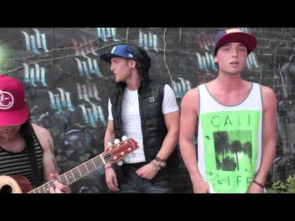 Emblem3 - Girl Next Door (Acoustic Performance)