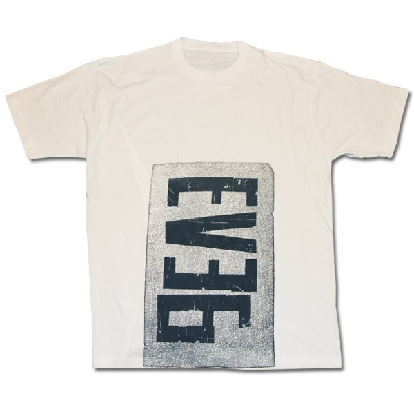Block Logo T-Shirt (White)