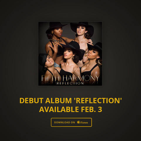 Debut Album 'Reflection' Avalable Feb. 3
