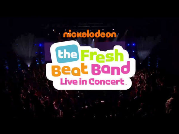 The Fresh Beat Band National Tour Spot