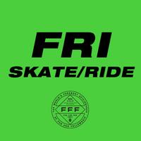 Friday Skate Stage