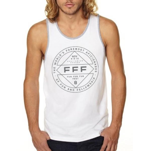 FFF8 Logo Tank