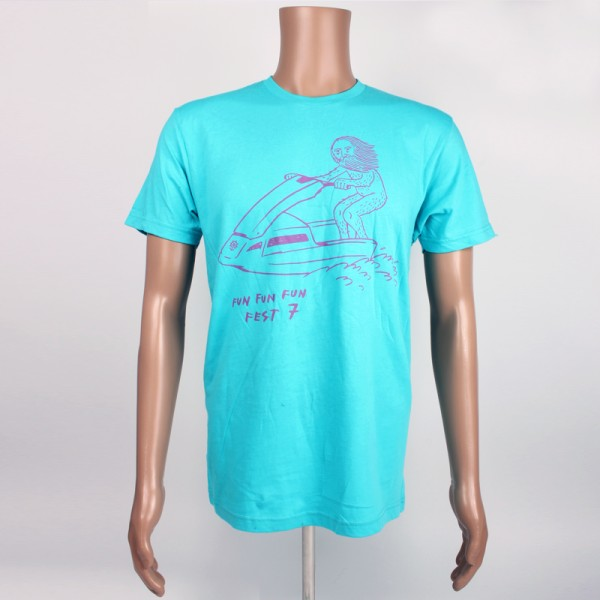 FFF7 Willie Jet Ski T-Shirt image