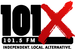 101x - 101.5fm Local Independant Alternative