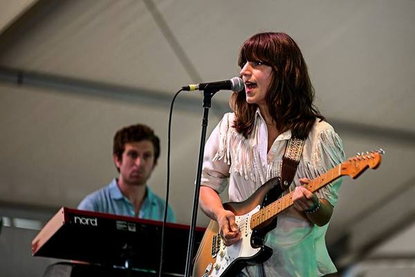 Eleanor Friedberger by Oliver Walker