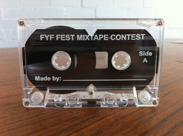 FYF Mix Tape Contest