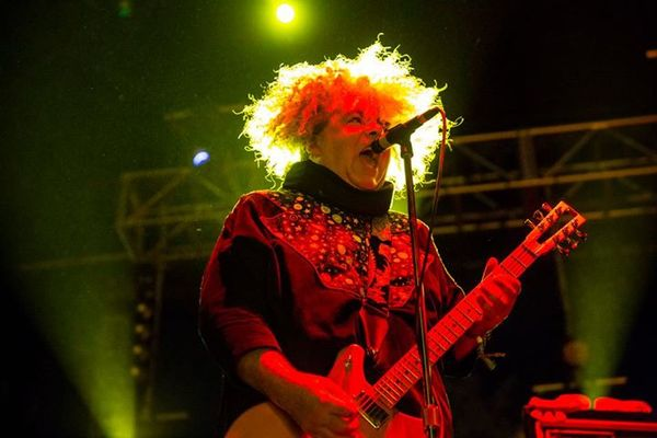 (the) Melvins by Tod Seelie