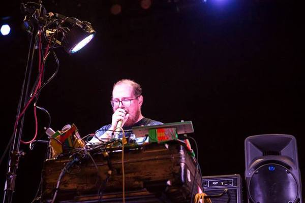 Dan Deacon by Tod Seelie