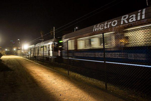 Metro Los Angeles by Oliver Walker