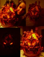 GS Pumpkin Contest 2012