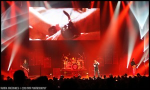Godsmack Live in Camden, NJ 2010 Photo by Maria MacInnes