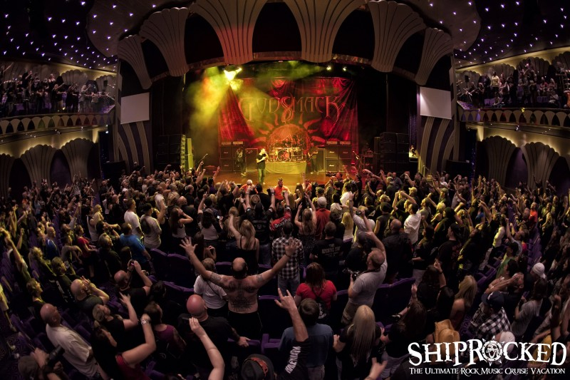 Photo credit: Chris Bradshaw for ShipRocked  (please do not use, upload or distribute without permission)