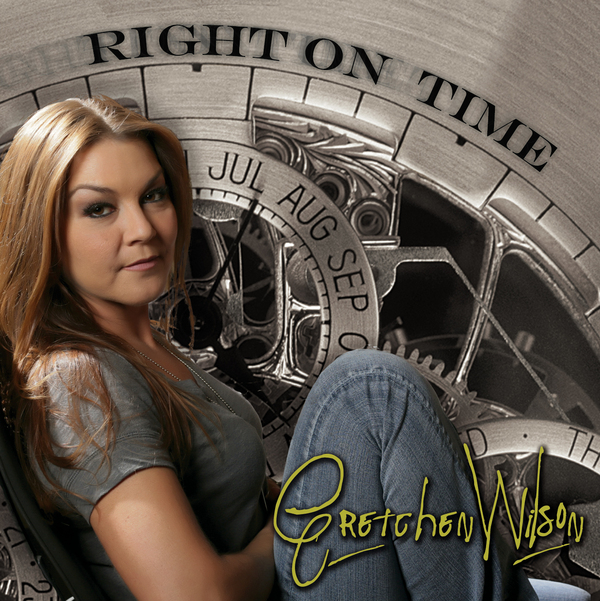 'Right On Time' Review: Gretchen Wilson Branches Out