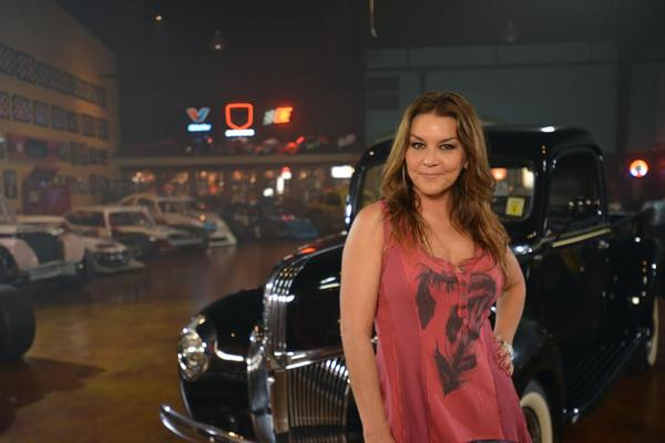 Gretchen Wilson teams with ESPN for 'NASCAR Sprint Cup' telecasts