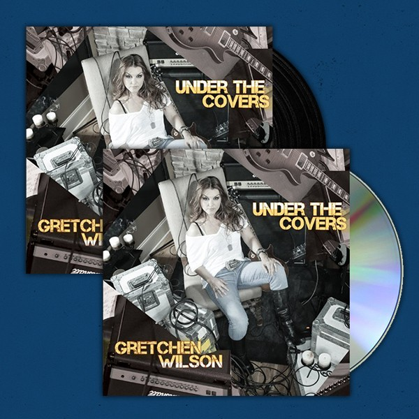 Under the Covers CD/LP Combo