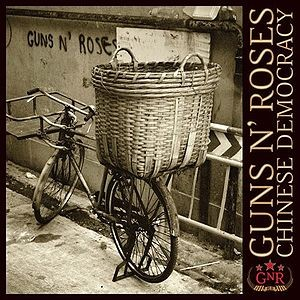 Chinese Democracy - Cover Art