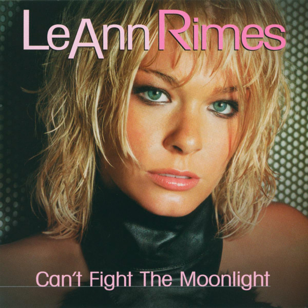 Can't Fight the Moonlight (Dance Mixes) - EP - 2008 - Cover Art