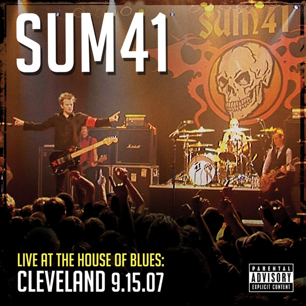 Live At the House of Blues, Cleveland, 9.15.07 - Cover Art