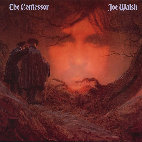 The Confessor - Cover Art
