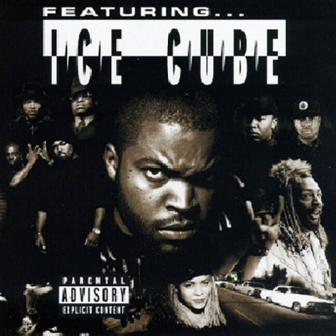 Featuring… Ice Cube - Cover Art