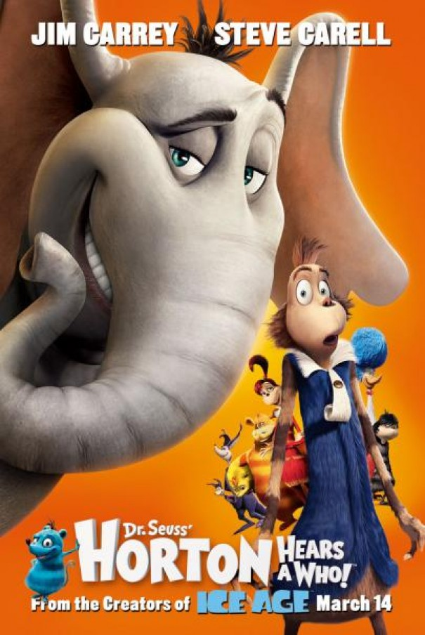 Horton Hears a Who! - Cover Art
