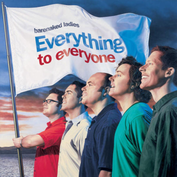 Everything to Everyone - Cover Art
