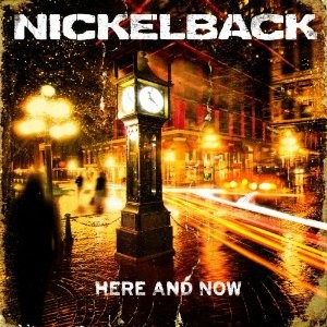 Here and Now - Cover Art