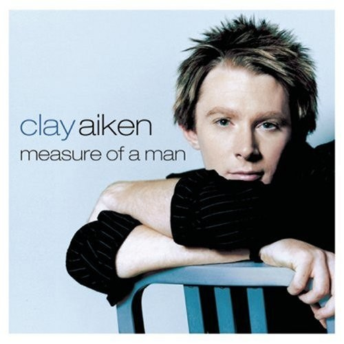 Measure Of A Man - Cover Art