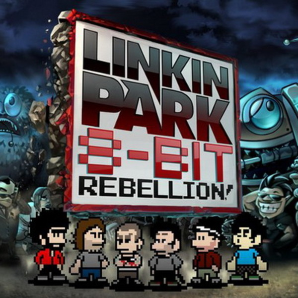 8-Bit Rebellion - Cover Art