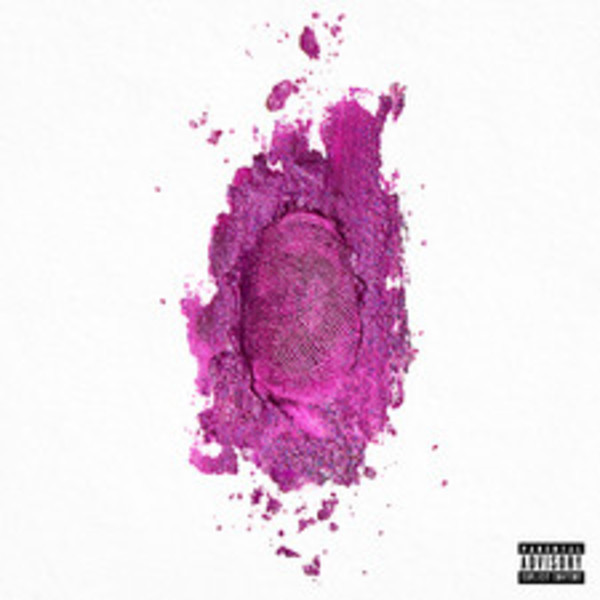 The Pinkprint (Deluxe Version) - Cover Art