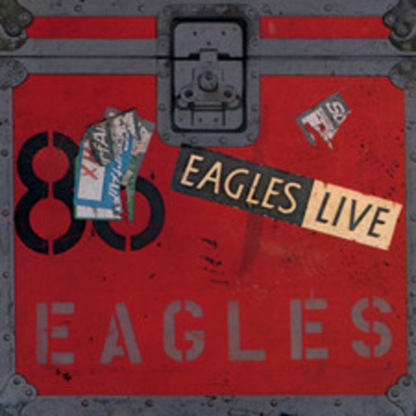 Eagles Live - Cover Art