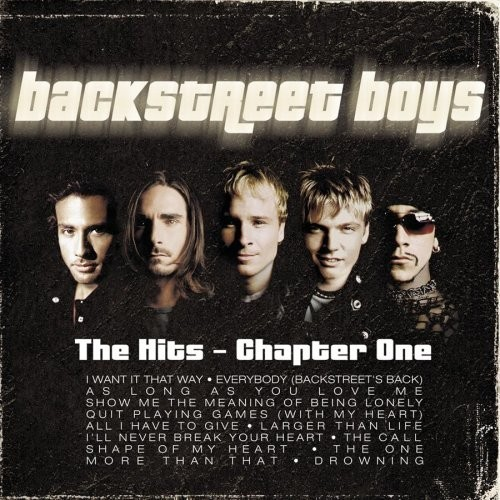 The Hits: Chapter One - Cover Art