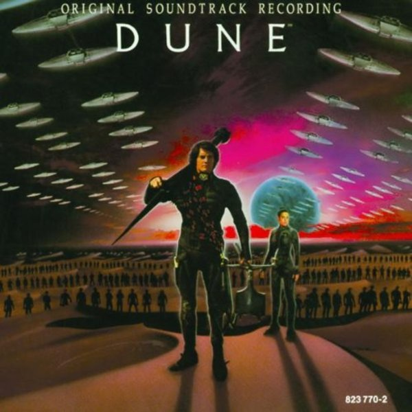 Dune (Soundtrack) - Cover Art