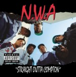Straight Outta Compton - Cover Art