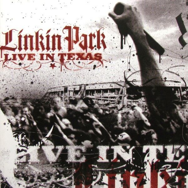 Live In Texas - Cover Art