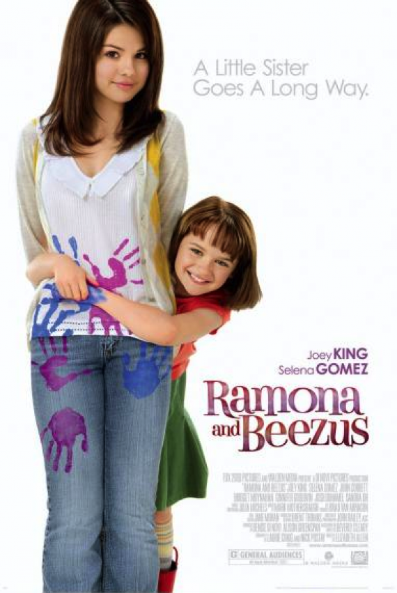 Ramona and Beezus - Cover Art