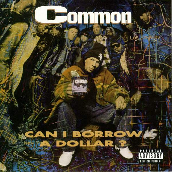 Can I Borrow a Dollar? - Cover Art