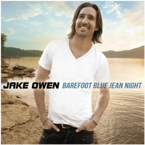 Barefoot Blue Jean Night - Cover Art