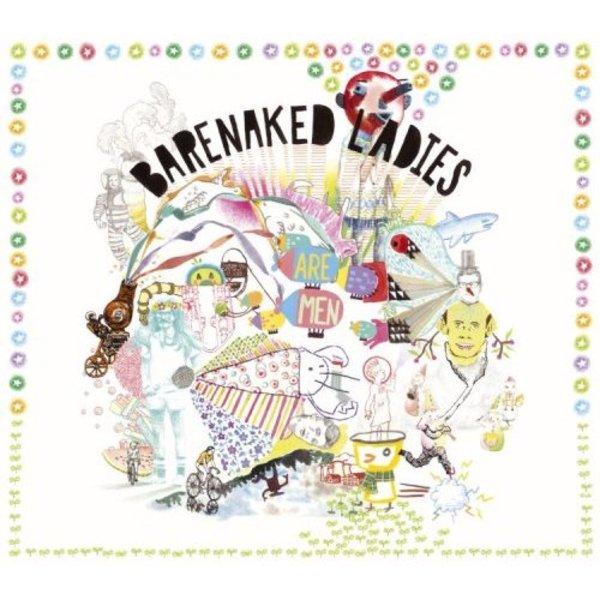 Barenaked Ladies Are Men - Cover Art