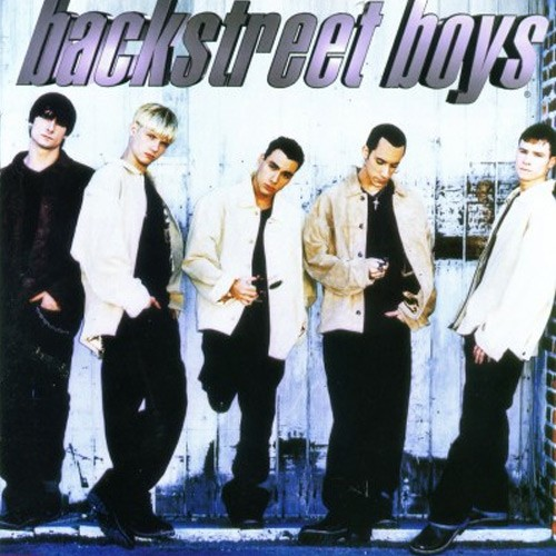 Backstreet Boys (US) - Cover Art
