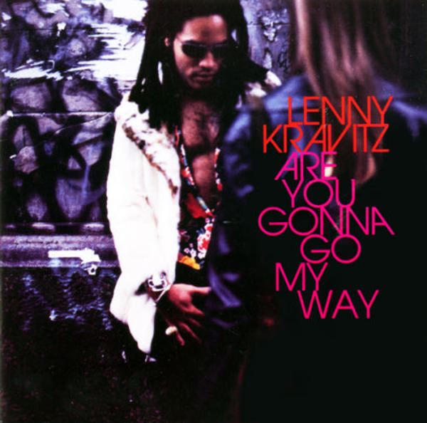 Are You Gonna Go My Way - Cover Art