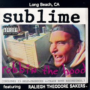 Robbin' the Hood - Cover Art